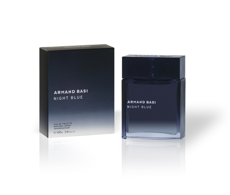 Новинка Armand basi night blue