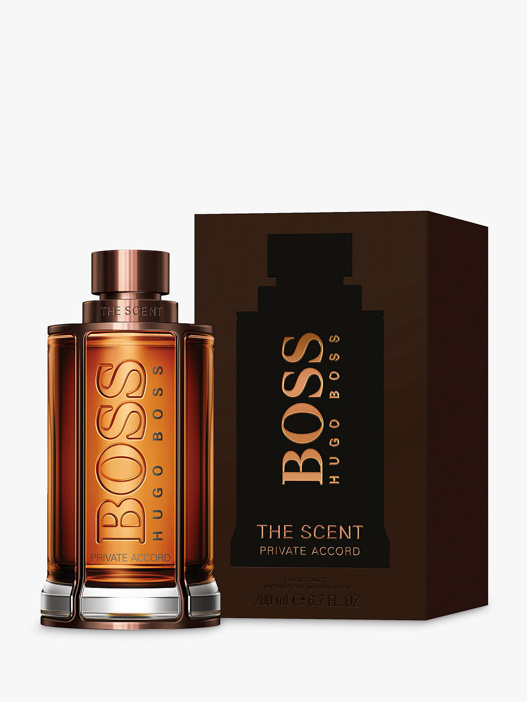 _HUGO BOSS THE SCENT PRIVAT ACCORD FOR HIM